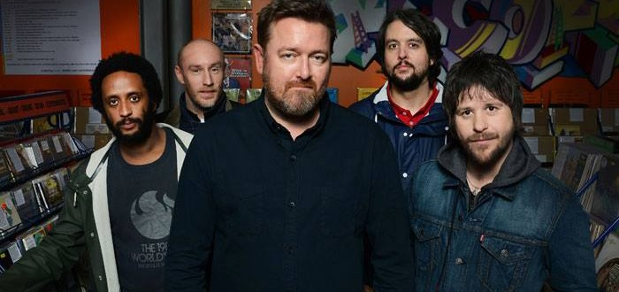 ELBOW ADDED TO WAR CHILD SHOWS
