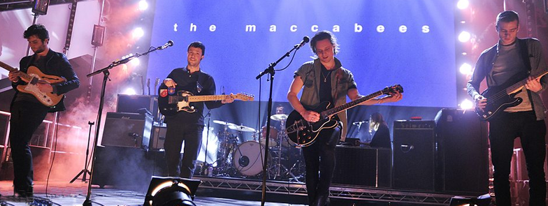 LIVE: The Maccabees announce tour support