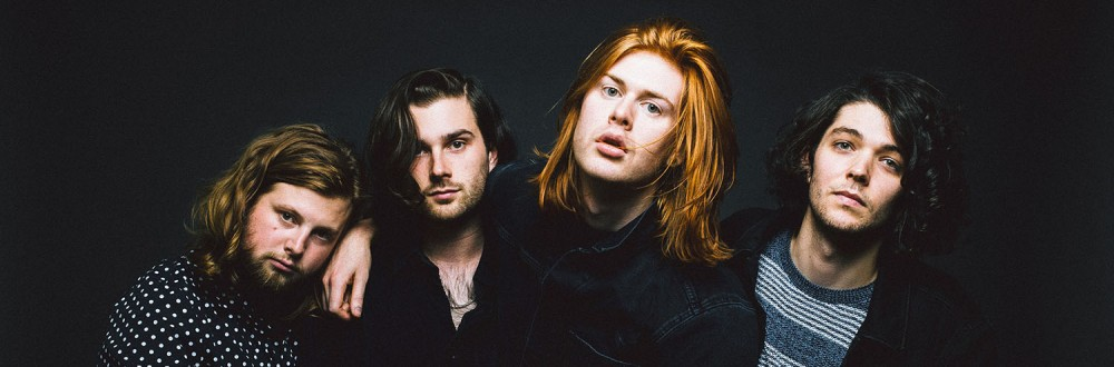 LISTEN: The Amazons 'Little Something' is Annie Mac's 'Hottest Record In The World'