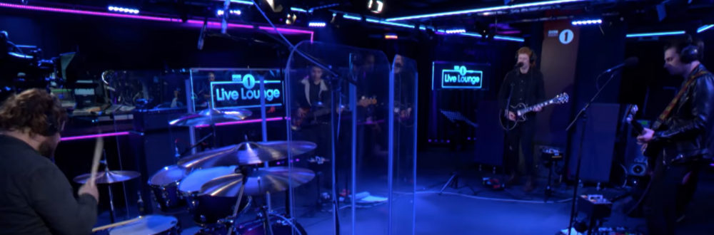 WATCH: The Amazons at BBCR1 Live Lounge